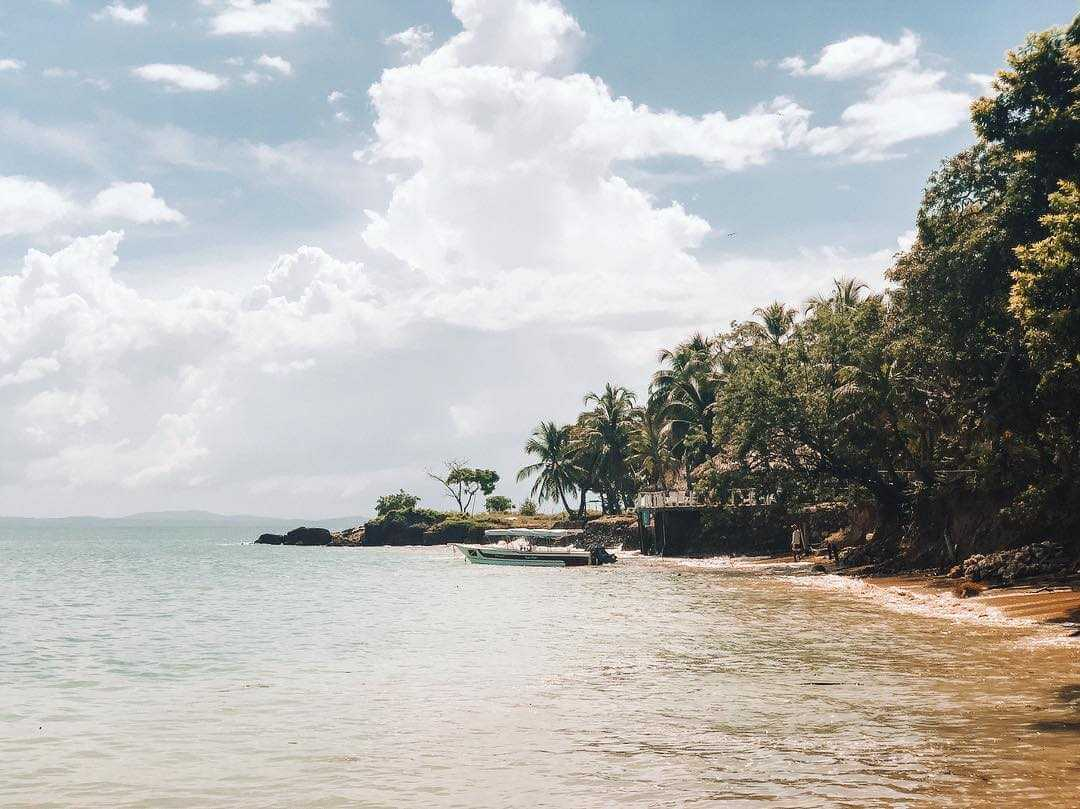 Islas Fuerte Colombia en Cordoba