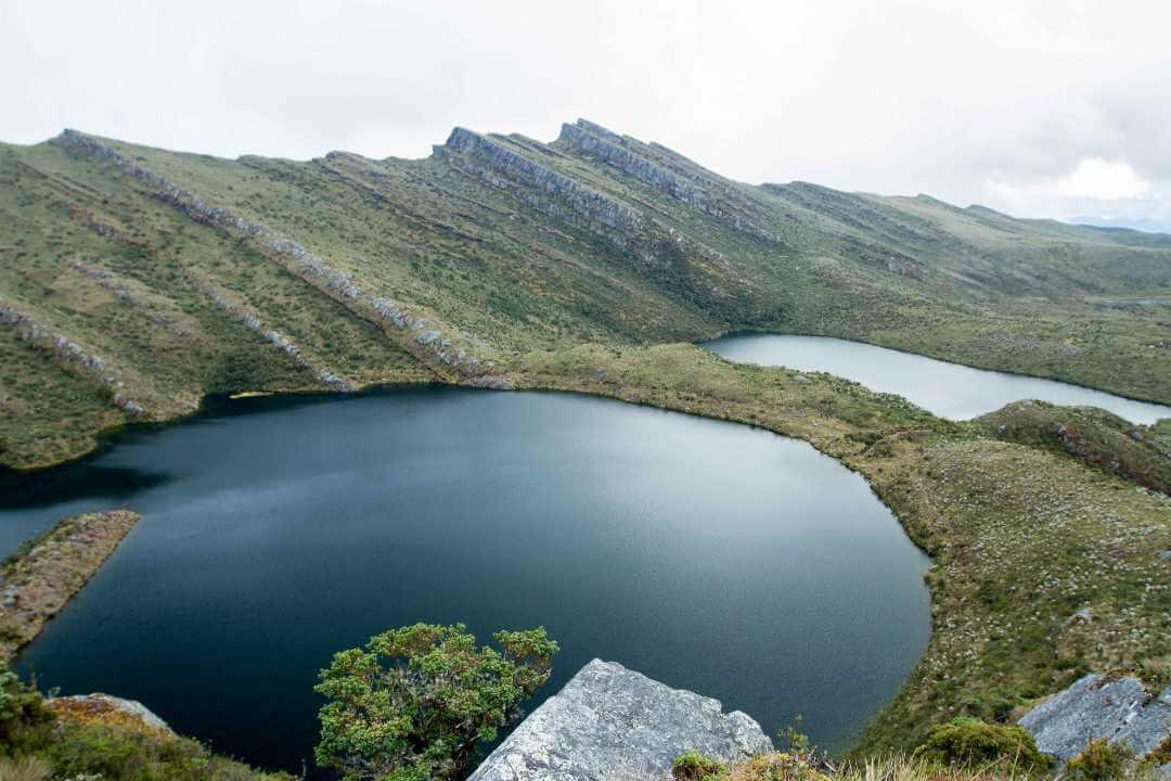 Parques naturales de Colombia cerca a Bogotá