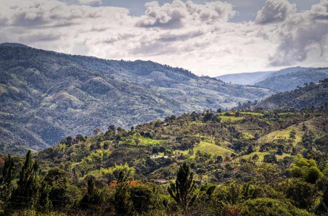 Macizo colombiano Huila