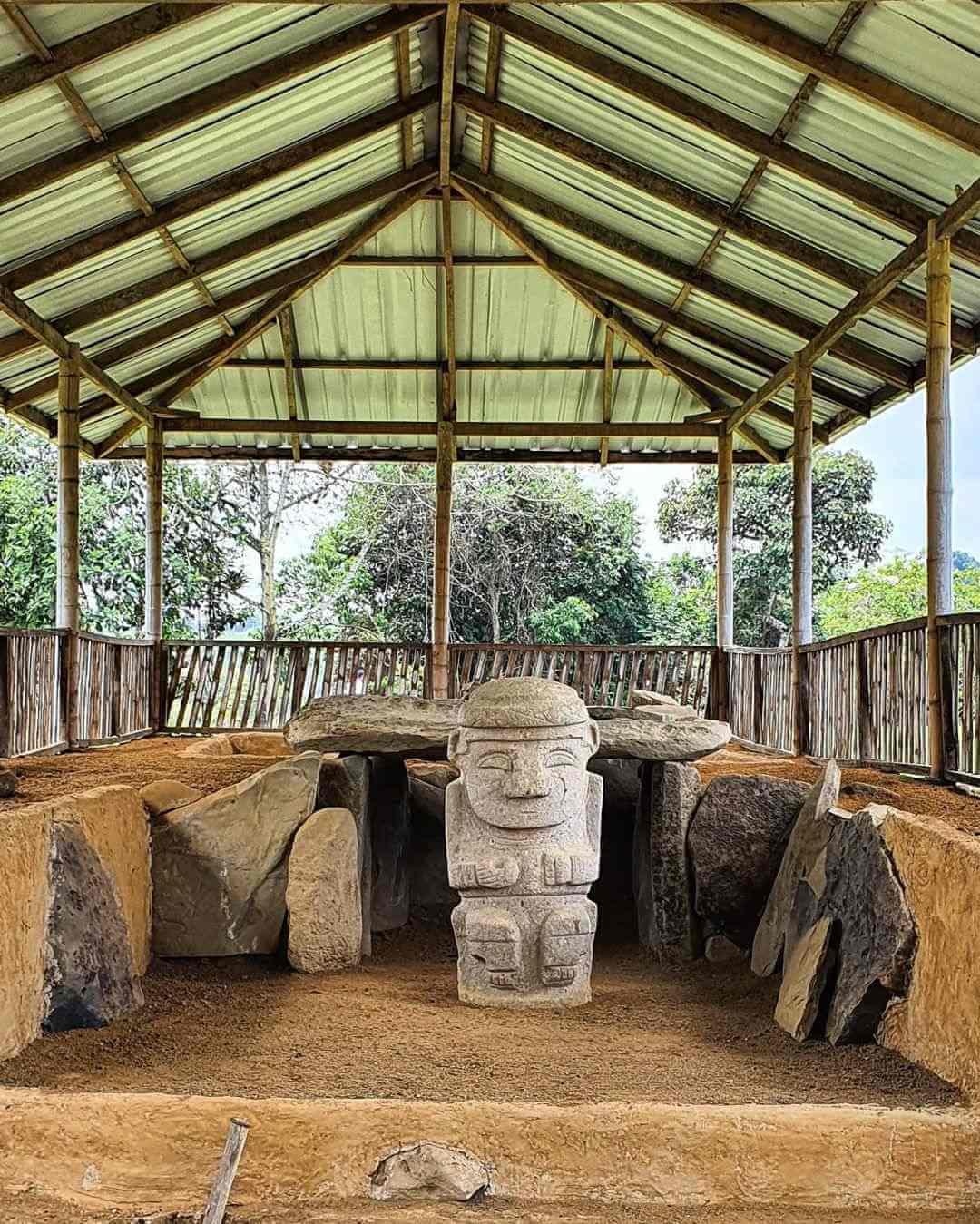 Parque Arqueológico Alto de las Piedras