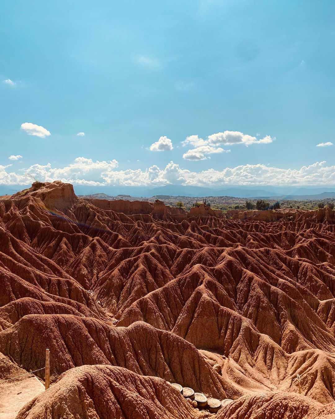 Pueblos de Colombia con desiertos