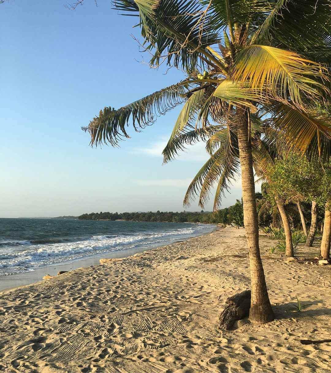 Pueblos de Colombia con playas de arena blanca