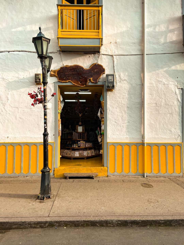 Salento Eje Cafetero colombiano