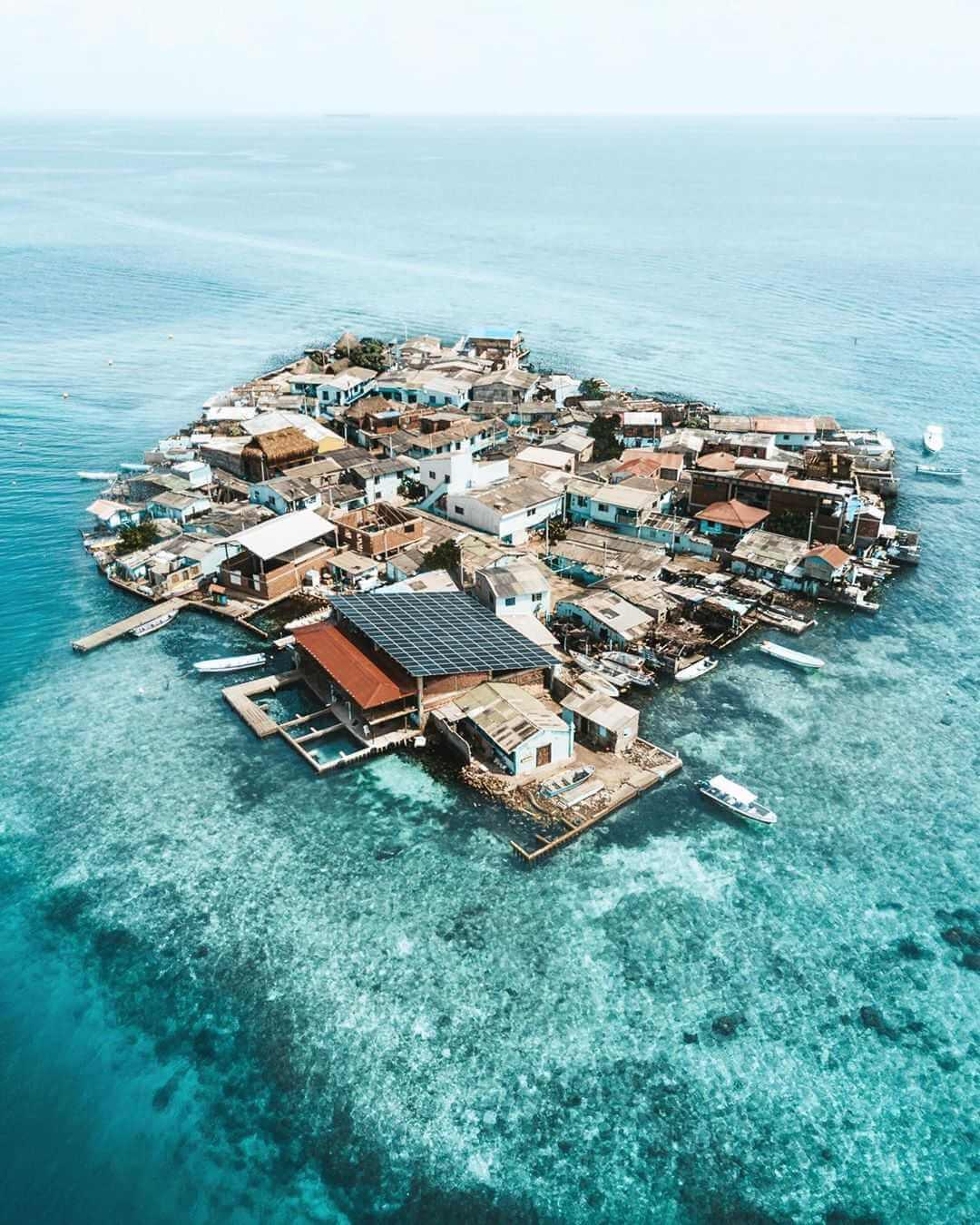 Tour Santa Cruz del Islote Isla Múcura