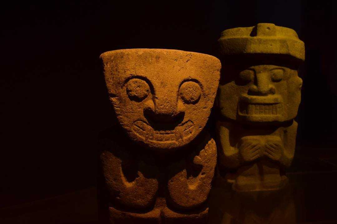Turismo en el Parque Arqueológico San Agustín Huila