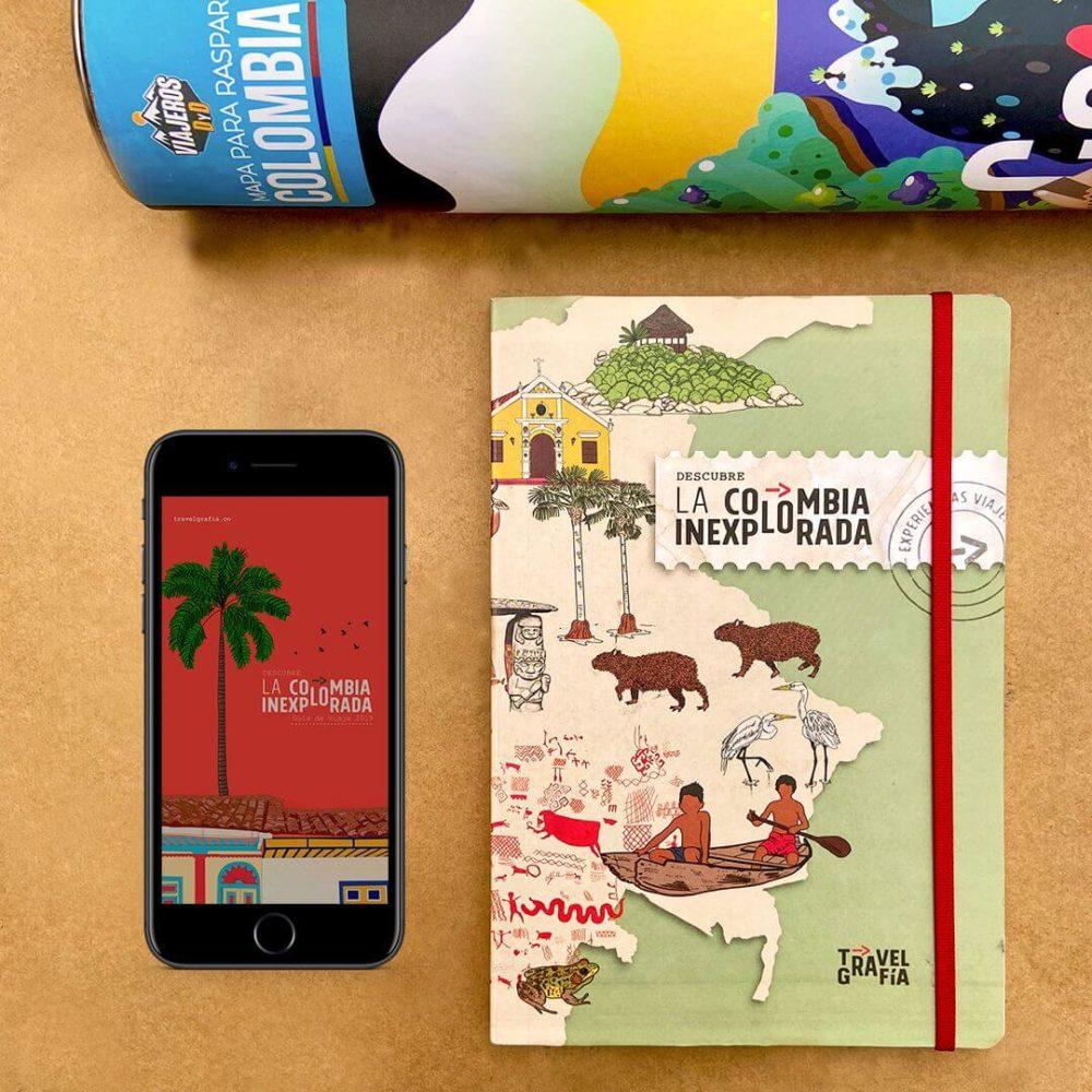 Kit de viaje Travelgrafía