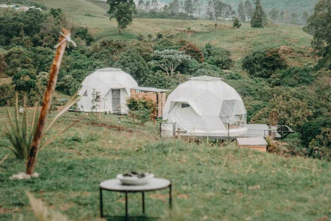 Ecohotel Monte Tierra Glamping