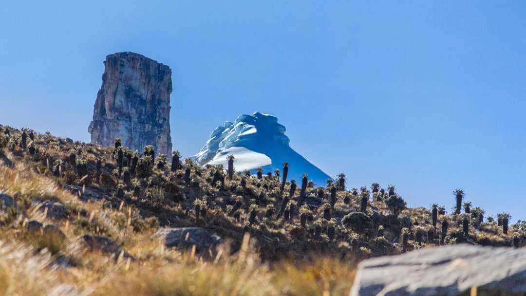 Tour Nevado Cocuy desde Bogota