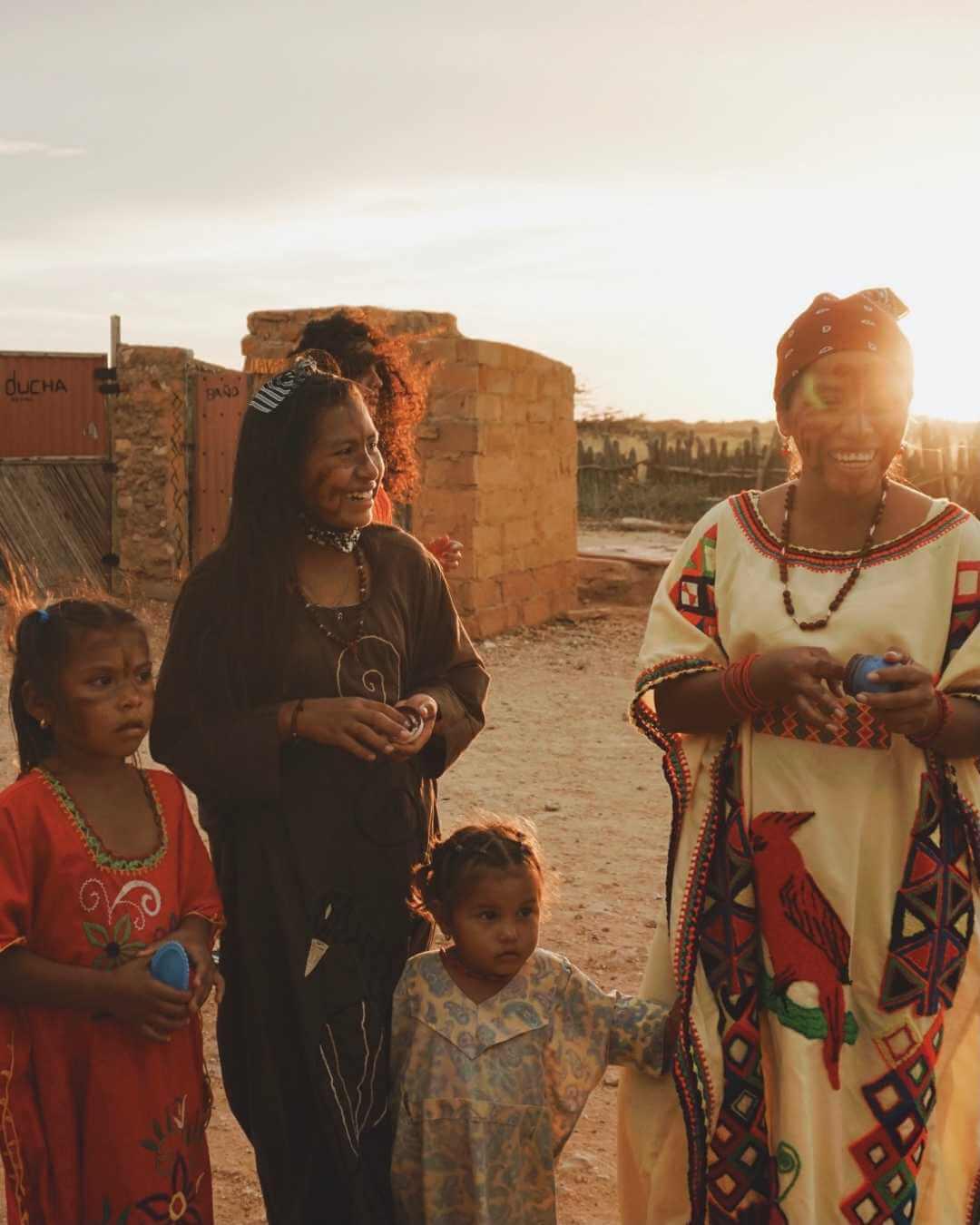 Cultura Wayuu en el Cabo de la Vela y Punta Gallinas