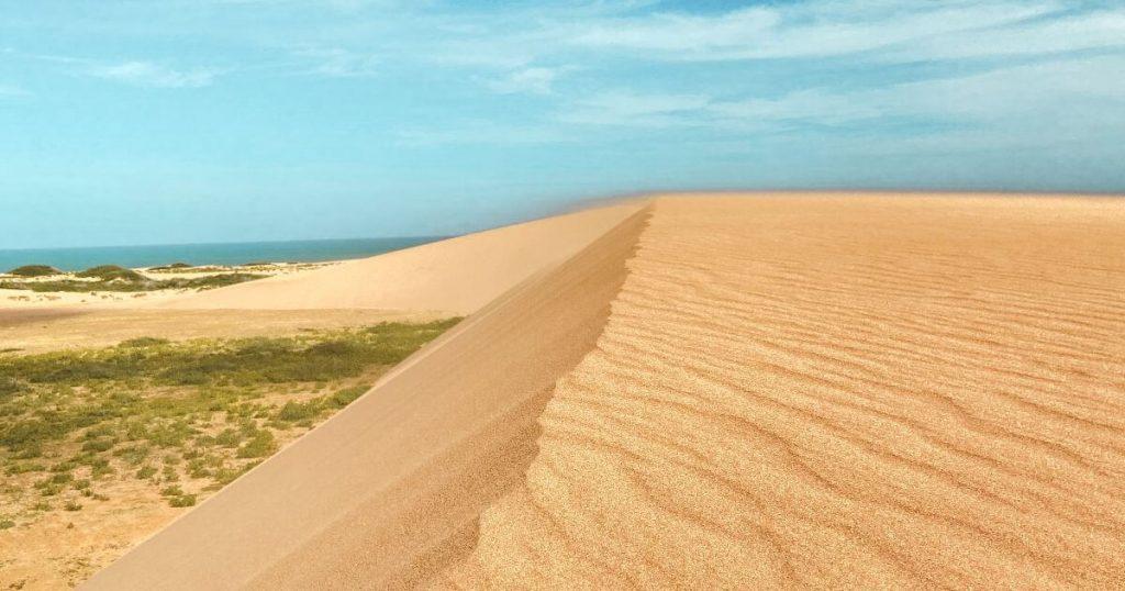La Guajira Cabo de la Vela y Punta Gallinas