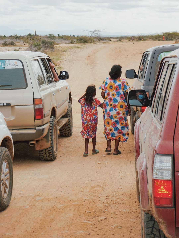 Peajes de La Guajira