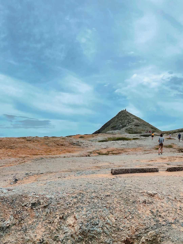 Pilón de Azúcar en el Cabo de la Vela