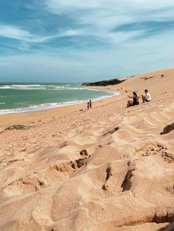 Playas de Punta Gallinas