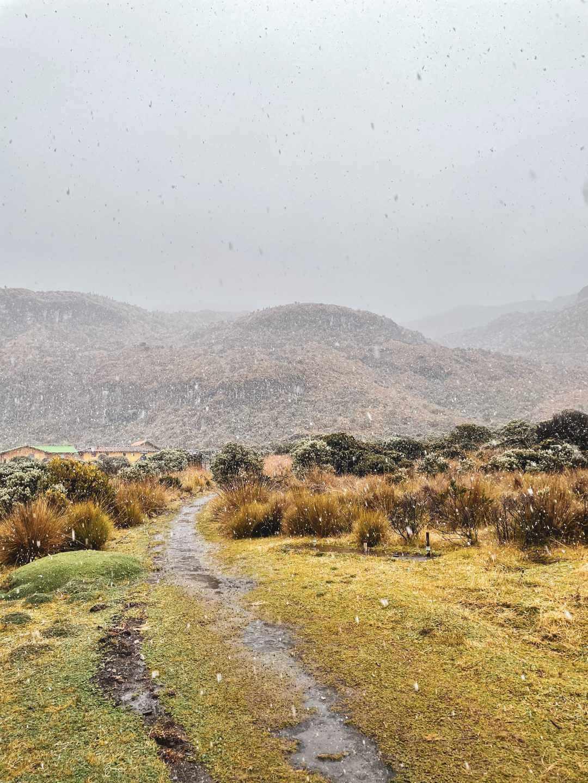Cabaña El Cisne Parque Los Nevados