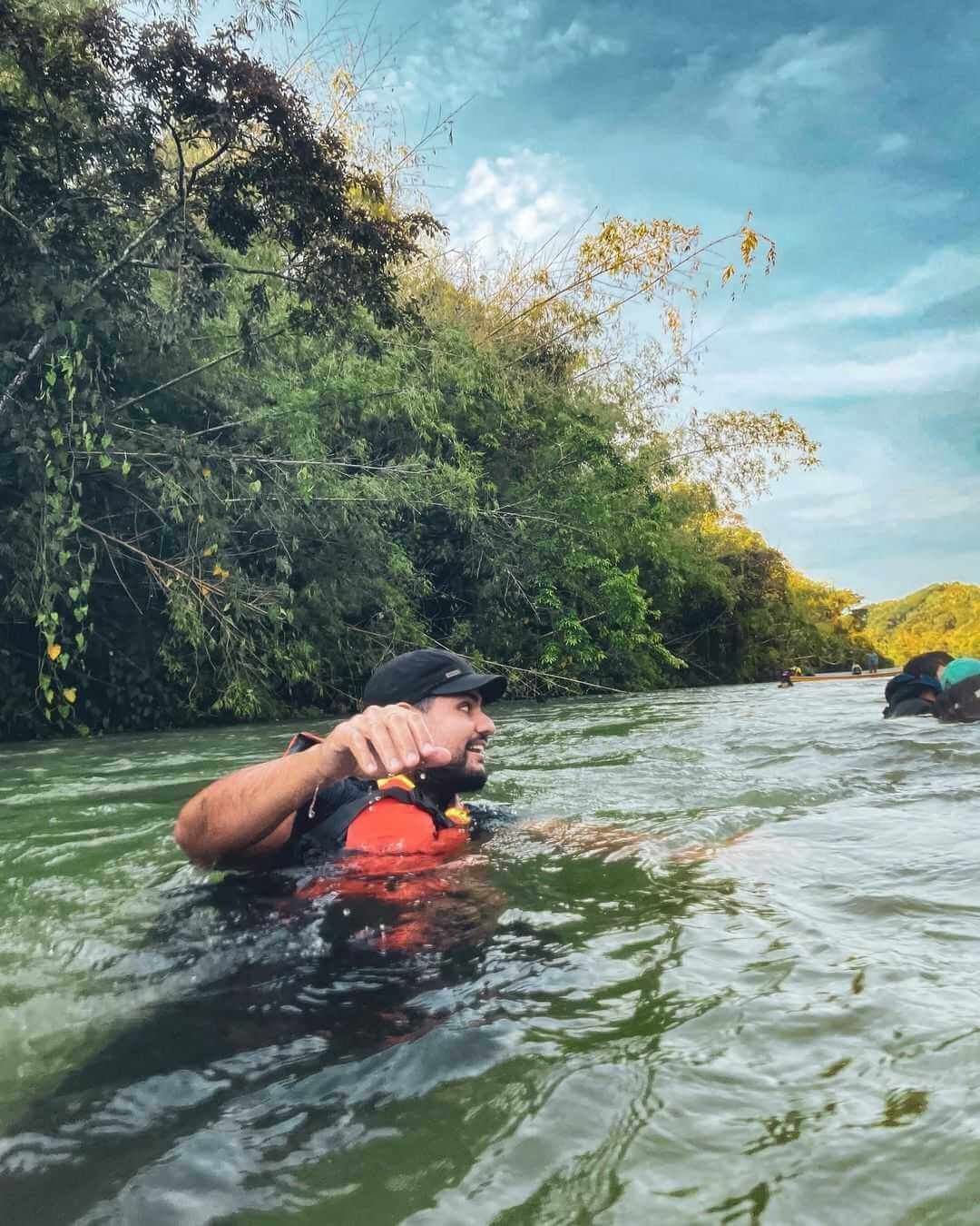 Body rafting en La Miel Norcasia