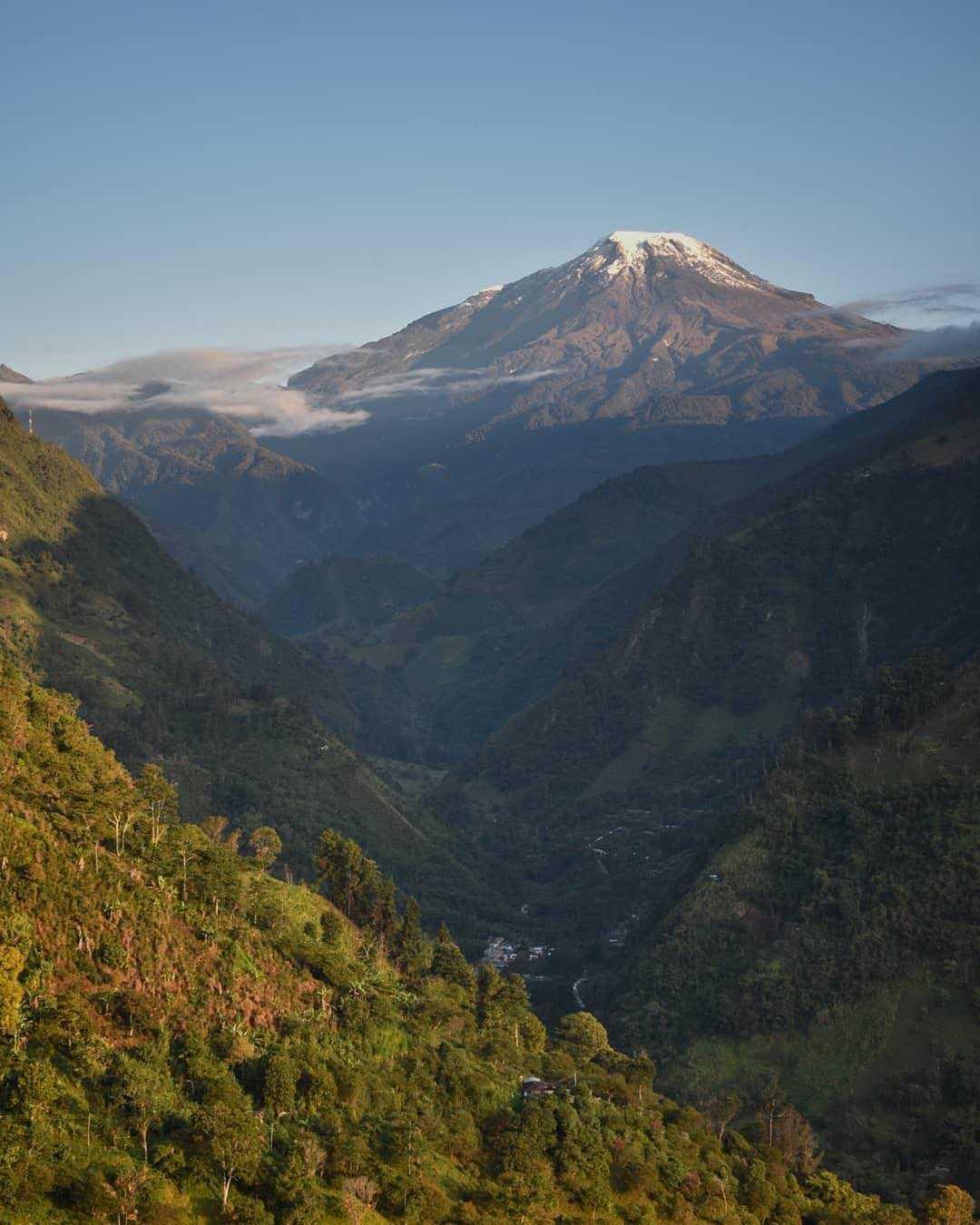 Cuáles son los nevados de Colombia