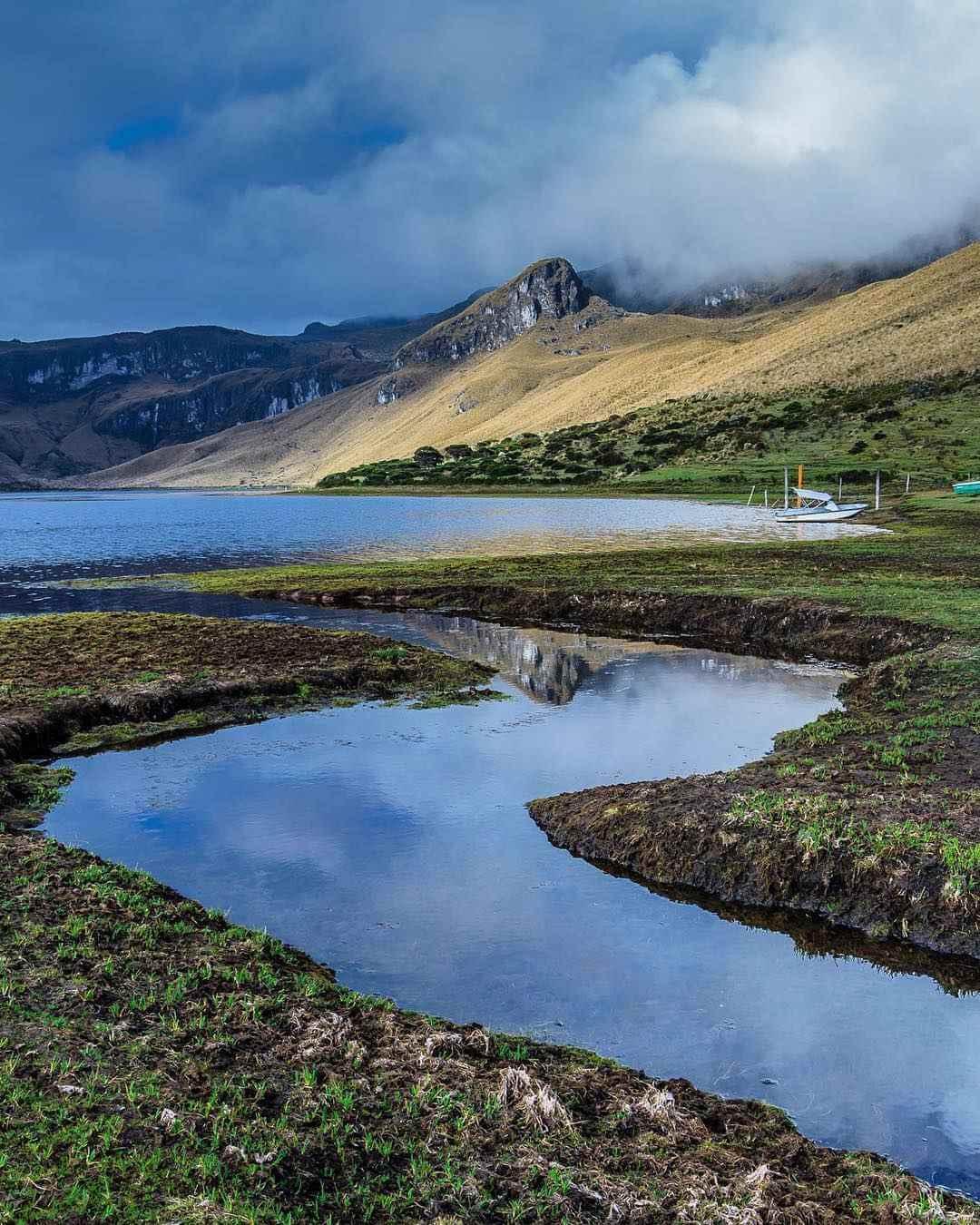 Laguna del Otun Los Nevados