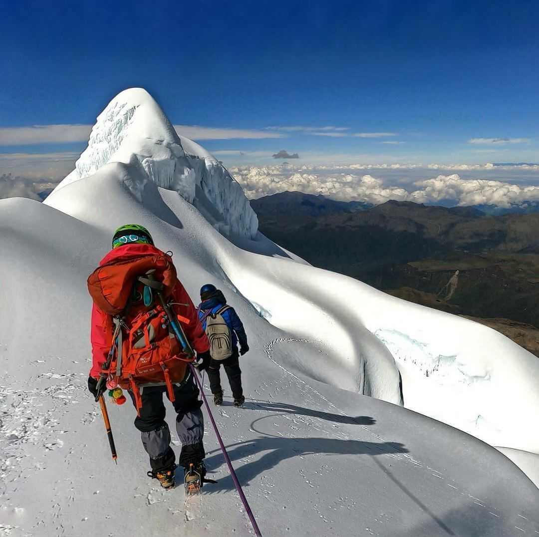 Nevado Wila
