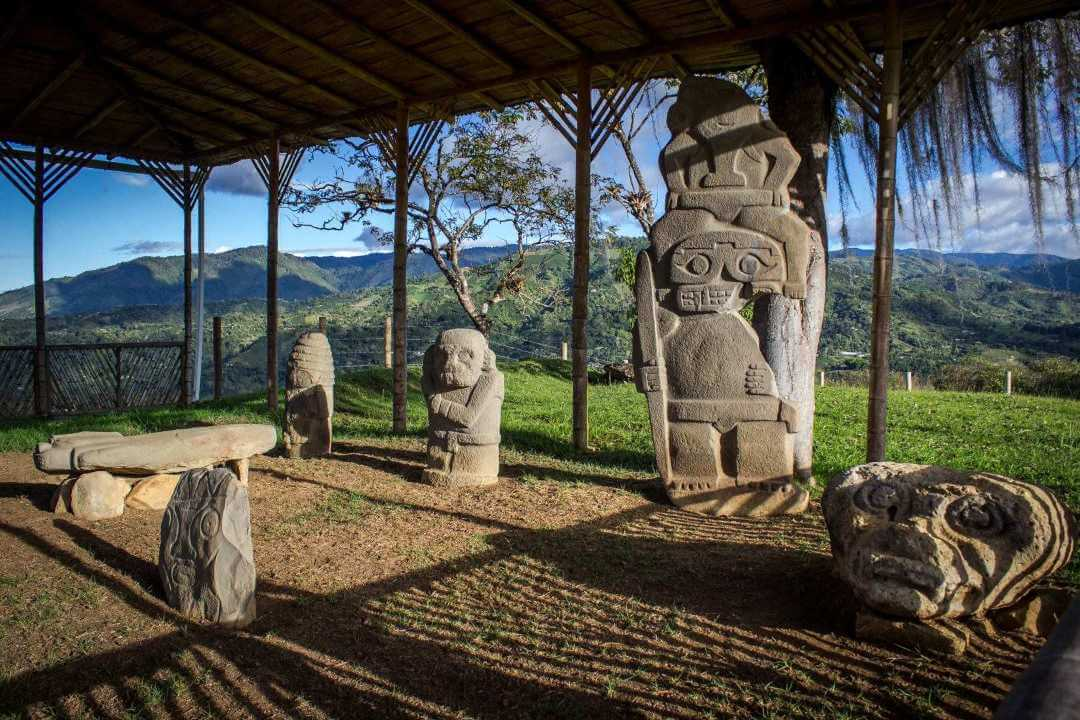 Tour Parque Arqueológico San Agustín Huila