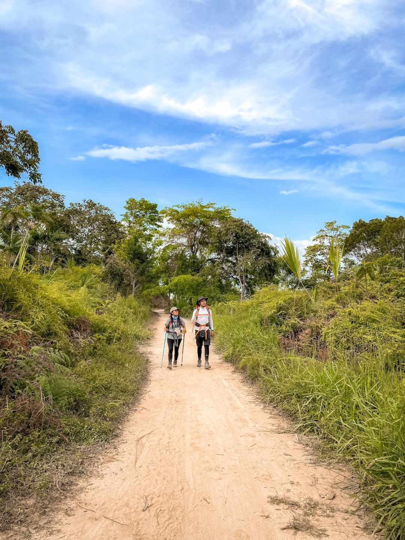 Caminata día 1 a Ciudad Perdida Santa Marta