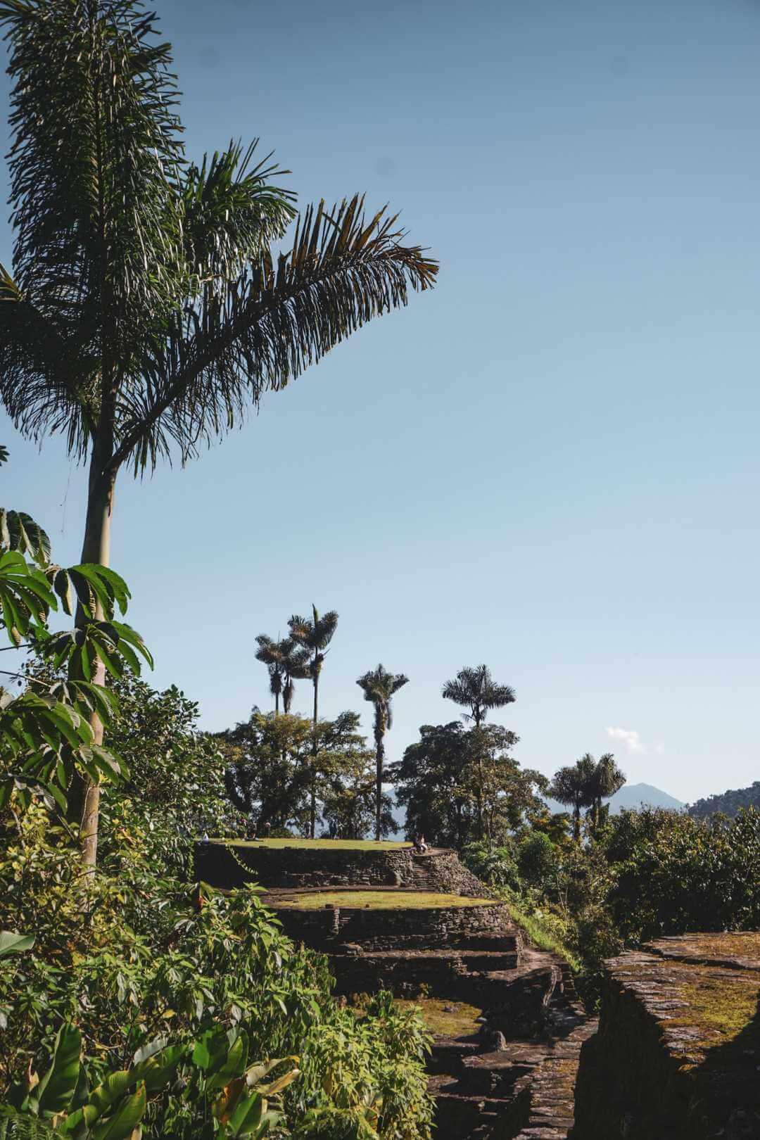 Ciudad Perdida Sierra Nevada de Santa Marta