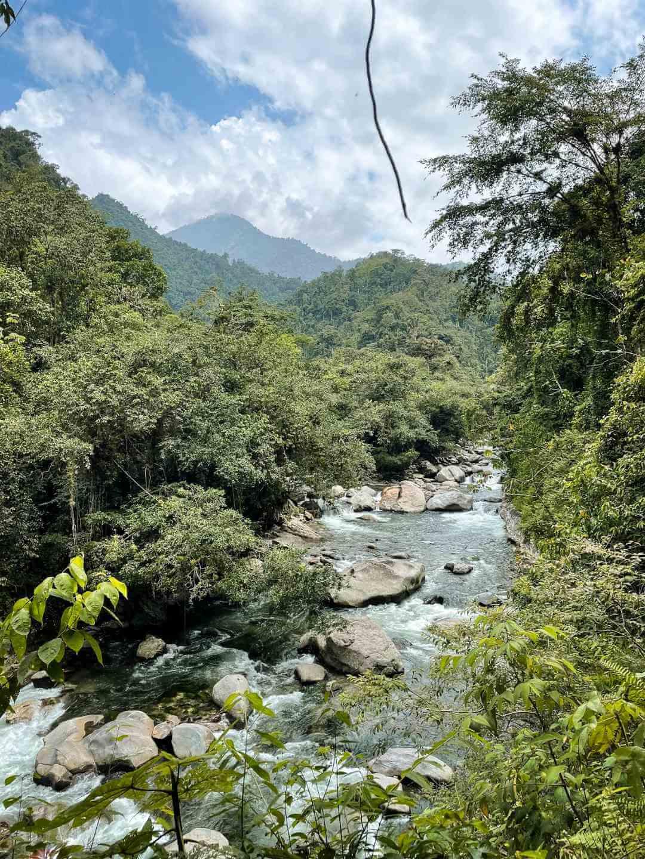Río Buritaca Ciudad Perdida