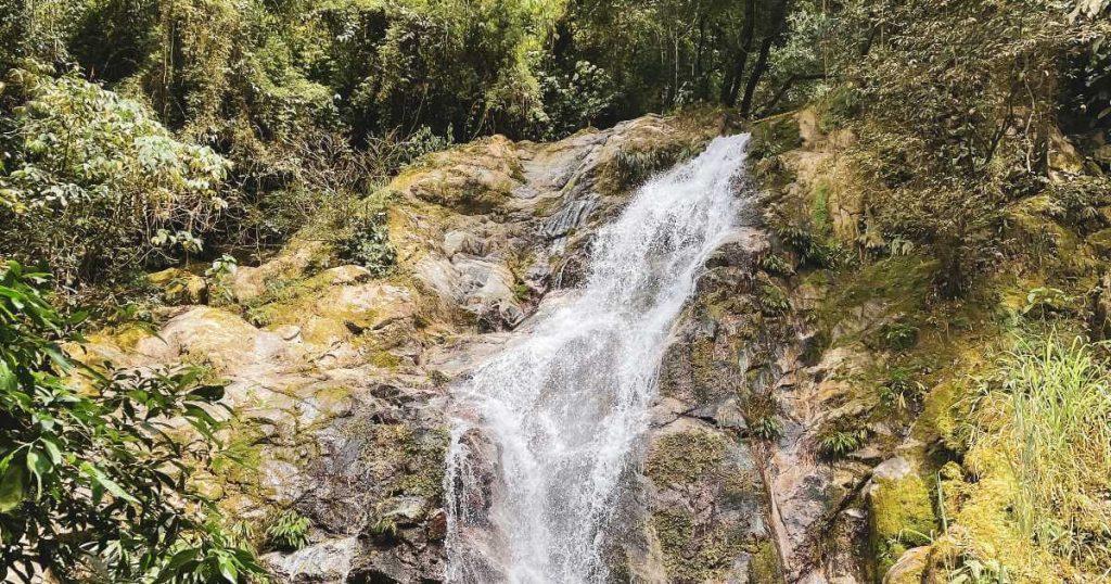 Cascadas Marinka