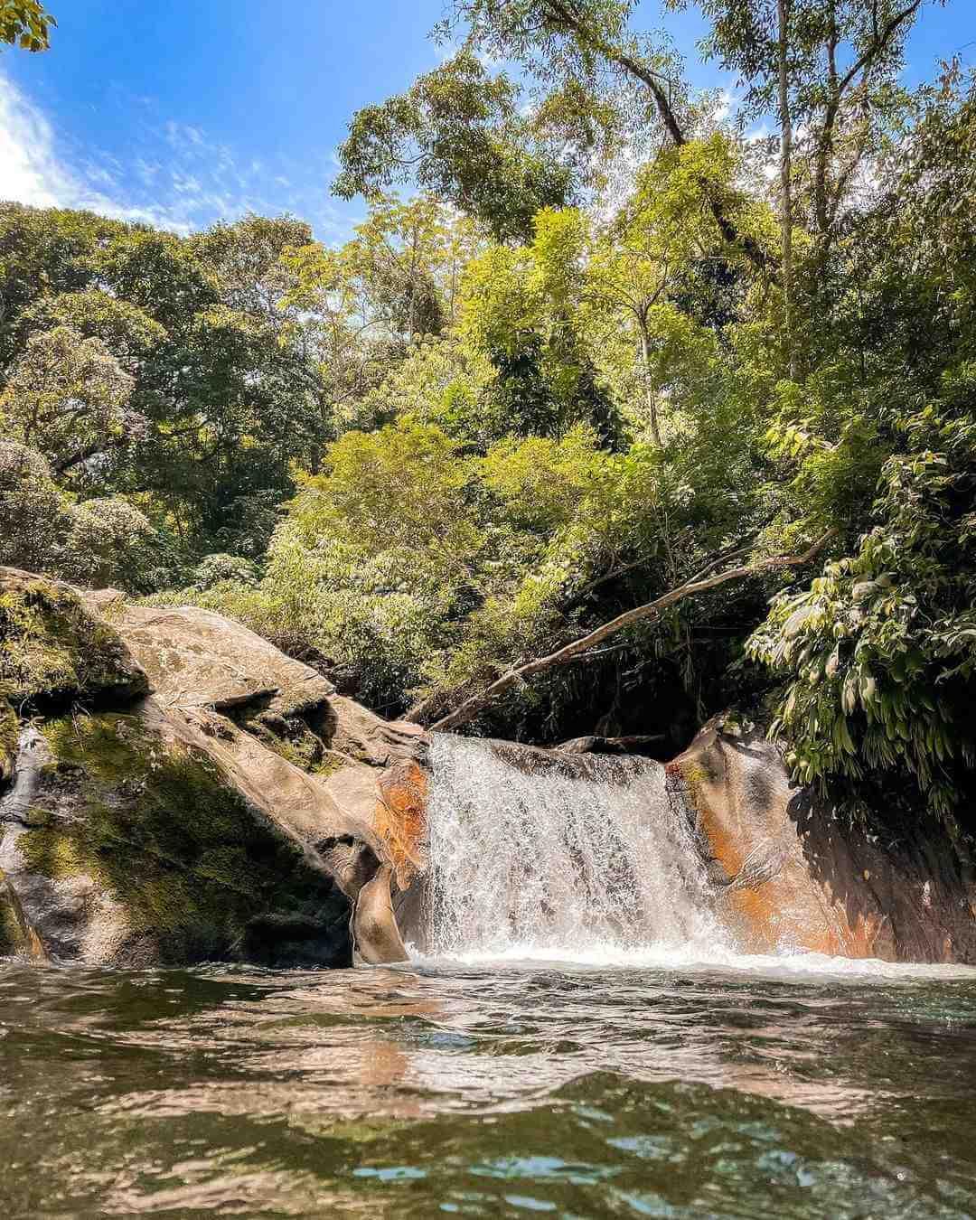 Pozo Azul Minca Santa Marta